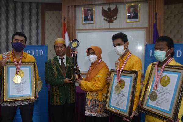 Catat Rekor, Semarang International Doodle Festival Diikuti 42 Negara dengan 1.039 Peserta