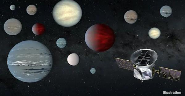 Pesawat Luar Angkasa TESS Temukan 2.200 Planet Potensial