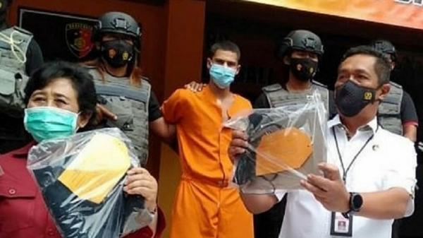 Polisi Tangkap Bule Bulgaria Pembobol ATM di Bali dan NTB