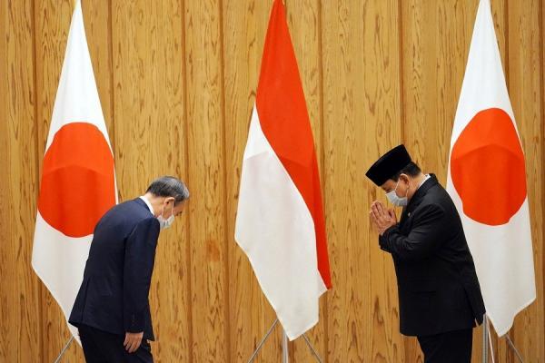 Jepang dan Indonesia Sepakat Perkuat Hubungan Militer
