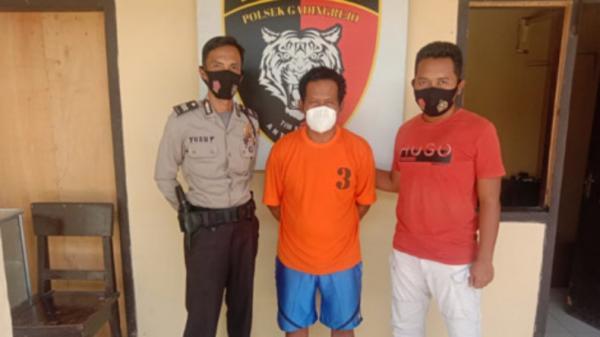 Perkara Barang Rongsokan, Pria di Pringsewu Ditangkap Polisi