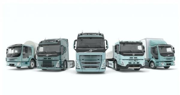 Volvo dan Aurora Kolaborasi Bangun Truk Otonom