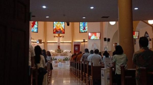 Tanggapi SE Menag, Keuskupan Agung Jakarta Minta 21 Paroki Setop Sementara Misa Offline