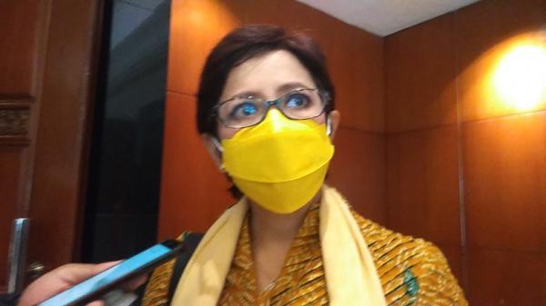 Nurul Arifin Dorong Percepat Vaksinasi Pekerja Wisata dan Industri Kreatif di Bandung
