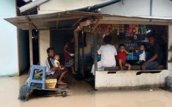 Kalsel Banjir Lagi, Kali Ini Rendam Kabupaten Tapin
