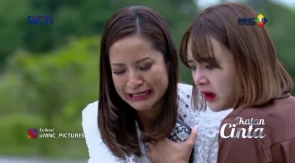 Bocoran Ikatan Cinta Episode 226: Yakinkan Mama Rosa, Andin Tenggelam di Kolam