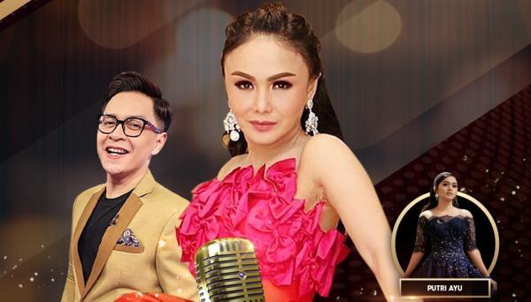Saksikan Suara Emas Penyanyi Sopran Berlian Hutauruk dan Putri Ayu di ReYUNIan iNews Pukul 21.00 WIB