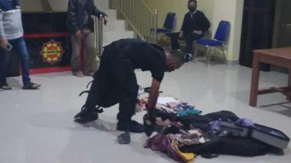Tertinggal di Masjid dan Dikira Bom, Koper Isi Baju Perempuan Gegerkan Warga Bengkulu