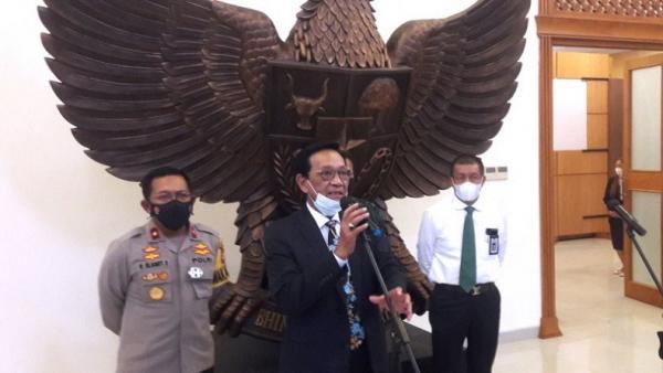 Sri Sultan Lega, Densus 88 Tangkap Sejumlah Terduga Teroris di DIY