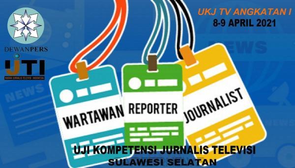 IJTI Kerja Sama dengan Dewan Pers Gelar UKJ Tingkat Muda di Makassar