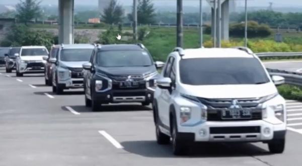 Tahun Lalu Turun, Mitsubishi Targetkan Penjualan Mobil di 2021 Tembus 90.000 Unit