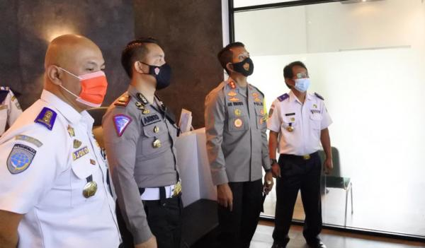 Terekam ETLE, Puluhan Pelanggar Lalu Lintas Ditilang Satlantas Semarang