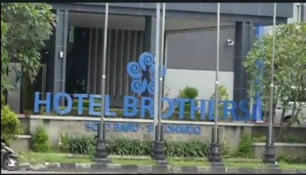 Setelah Disita Kejagung, Begini Suasana Hotel Brothers Solo Baru Sukoharjo