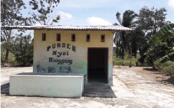 Terkenal Mistis, Makam Nyai Ronggeng Tak Pernah Sepi Sajen
