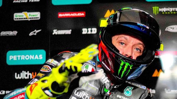 Ini Penyebab Valentino Rossi Terpuruk di MotoGP Doha 2021