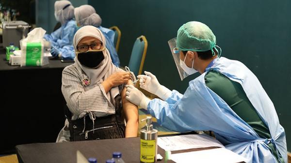 Dinkes Bandung Pastikan Stok Vaksin Cukup bagi 36.000 Tenaga Kependidikan