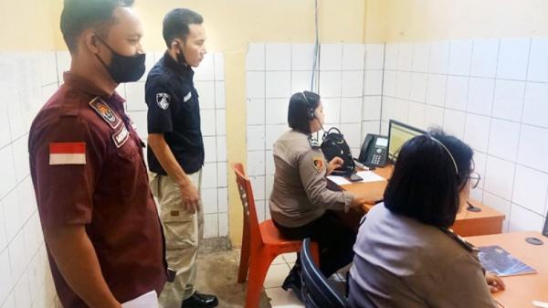 Call Center Polisi 110 bagi Warga Talaud, Petugas Langsung Respons Aduan Darurat