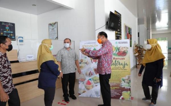 Pelaku Pariwisata di Belitung Mulai Disuntik Vaksin Covid-19