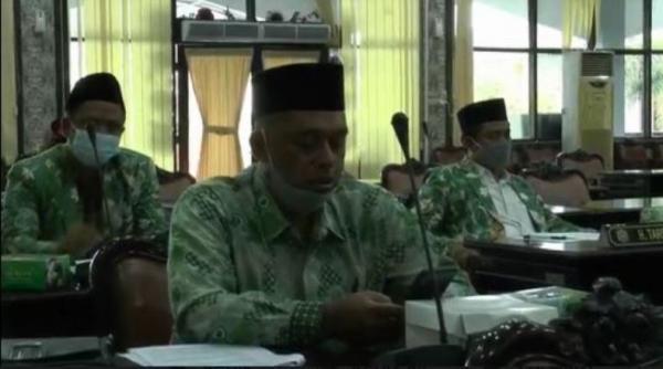 Geruduk DPRD Kendal, Guru Keagamaan Pertanyakan Refocusing Dana Hibah