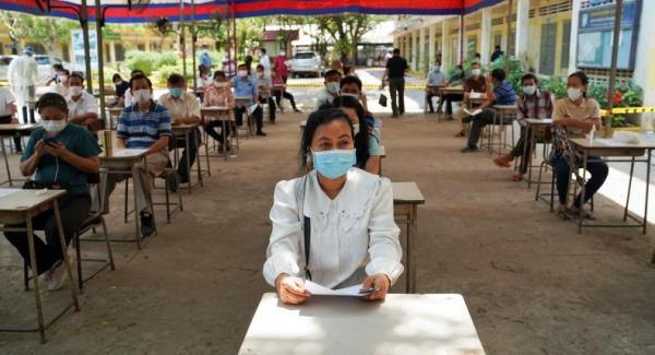 Sempat Dipuji karena Berhasil Kendalikan Covid-19, Kamboja kini Kewalahan