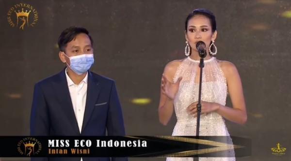 Netizen +62 Heboh Insiden Miss Eco International, Kualitas Wawasan Dipertanyakan