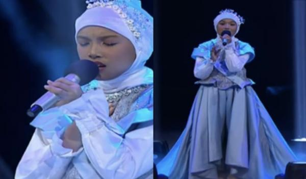 Tampil Sebagai Pembuka, Ajeng Banggakan Isyana di Grand Final The Voice Kids Indonesia 4