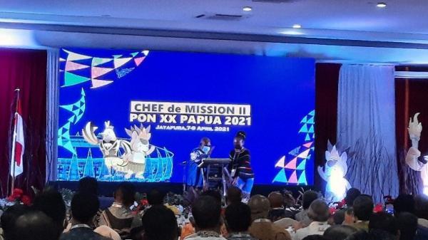 Guberur Papua Minta Kepala Daerah Pastikan Keamanan Wilayah saat PON