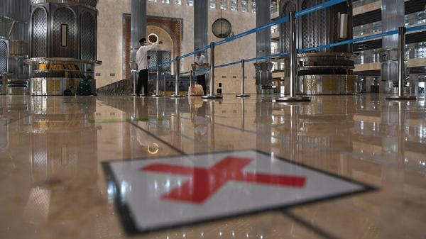 Masjid Istiqlal Tiadakan Buka Bersama dan Itikaf selama Ramadan