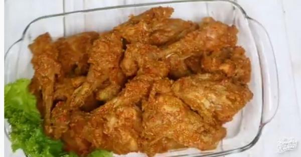 Rekomendasi Menu Puasa, Enaknya Bikin Rendang Ayam Kampung dengan Rempah