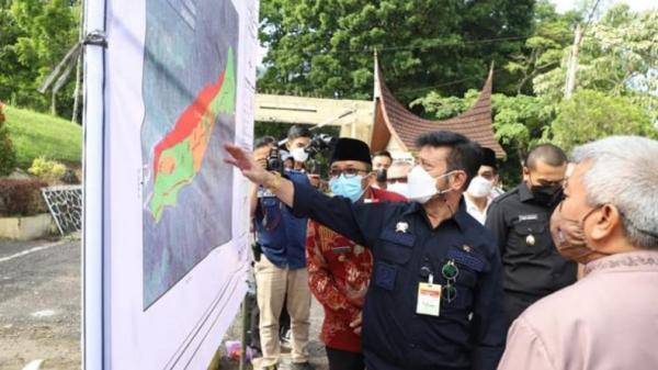Padang Siap Bangun Peternakan Sapi di Taman Hutan Raya Bung Hatta