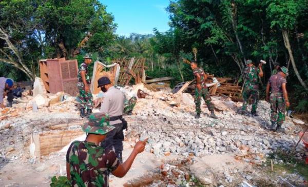 Bantuan Perbaikan Rumah Korban Gempa di Malang Ditransfer Langsung ke Penerima
