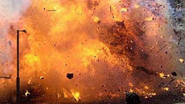 Bus Meledak akibat Bom, 11 Orang Tewas