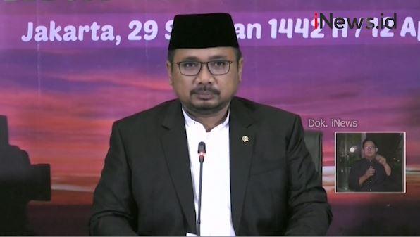 Video Pemerintah Tetapkan 1 Ramadan 1442 H Selasa 13 April 2021