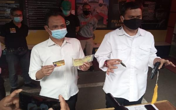 Koboi Pasar di Bandung Ditangkap Polisi, Ini Motif Pelaku 4 Kali Tembakan Pistol