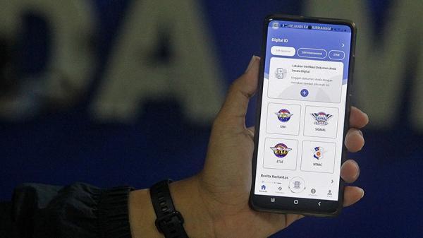Hore! Warga Lampung Kini Bisa Perpanjang SIM secara Online