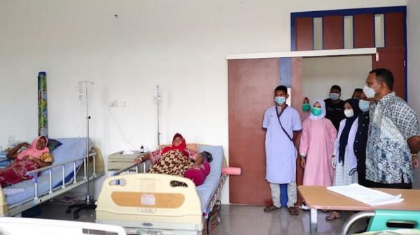 Korban Keracunan Gas di Aceh Timur Bertambah 4 Orang, Total 20 Pasien