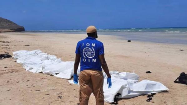 Kapal Terbalik di Tengah Laut, 34 Penumpang Tewas Tenggelam