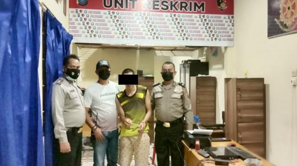 Rampok Kalung Imitasi, Pemuda Tanjungbalai Berurusan dengan Polisi