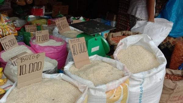 Stok Beras hingga Gula di Kalsel Aman Jelang Idul Fitri