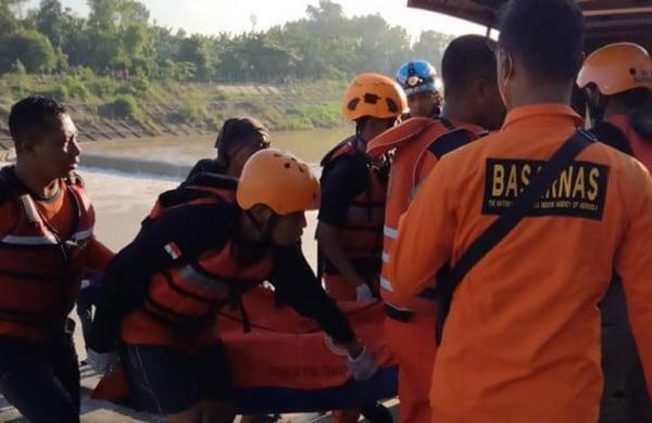 Mabuk, Remaja asal Sukoharjo Ditemukan Tewas Tenggelam di Sungai Bengawan Solo
