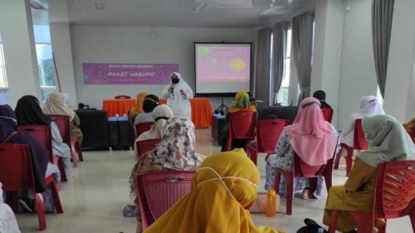 RSUD Bangka Buka Layanan Terapi Komplementer Gratis Ibu Hamil