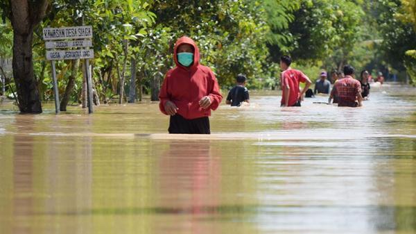 BPBD: Warga Bengkayang Waspada Bencana Banjir dan Tanah Longsor