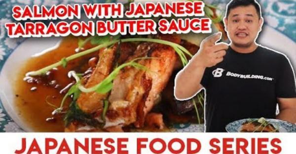 Resep Buka Puasa Mewah, Yuk Bikin Salmon Japanese Tarragon Butter Sauce