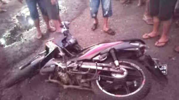 Tragis, Pengendara Motor di Bitung Tewas Mengenaskan Ditabrak Truk