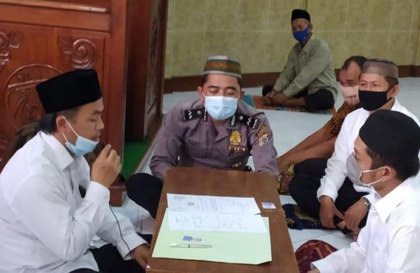 Tersentuh Dengar Suara Adzan dan Orang Mengaji, Tahanan Kasus Penipuan di Sleman Jadi Mualaf