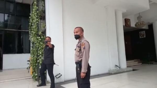Viral, Wartawan yang Meliput di Kantor Wali Kota Medan Diusir Paspampres dan Polisi