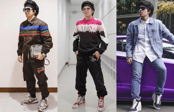Disebut Ade Armando Suka Pamer, Intip 5 Sneakers Mewah Atta Halilintar