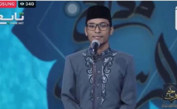 Yusuf Mansur: Putra Kaltara Juara Ajang Sholawat Nabi di Mesir