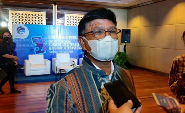 Menkominfo: Indonesia Butuh 600.000 Talenta Per Tahun Demi Atasi Digital Talent Gap