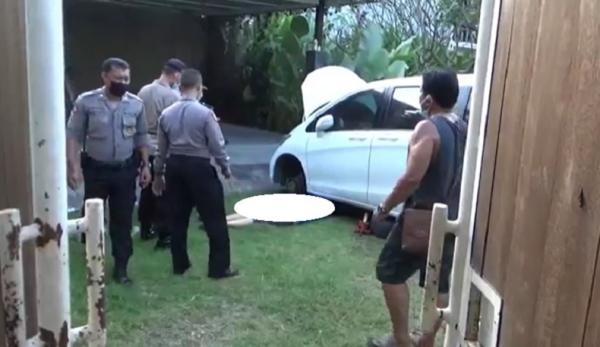 Hendak Selamatkan Anjing, Pemuda di Bali Tewas Tertindih Mobil
